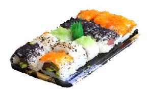 Foto Sushi Alaska