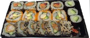 Foto Sushi Hiroshima